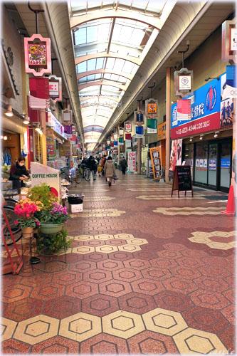 ルミエール商店街