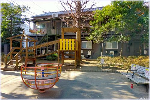 松島三丁目第二児童遊園
