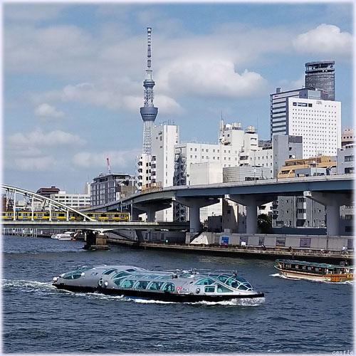 水上バス・屋形船