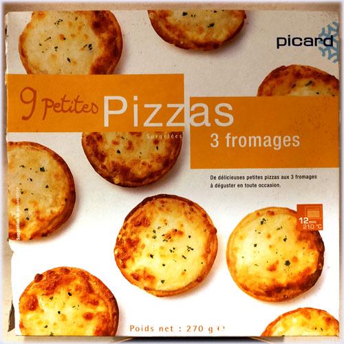 picardのPizza